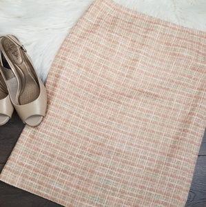 Alex Marie tweed skirt Sz 4